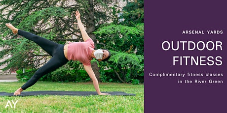 Arsenal  Yards: Outdoor Fitness with Artemis Yoga tickets