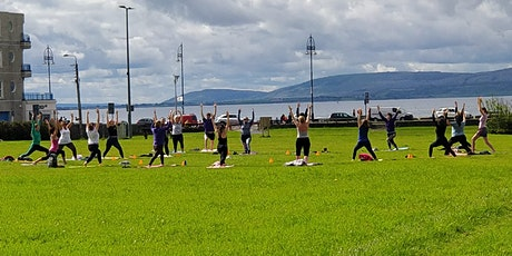 Outdoor YOGA | SATURDAYS | SALTHILL tickets