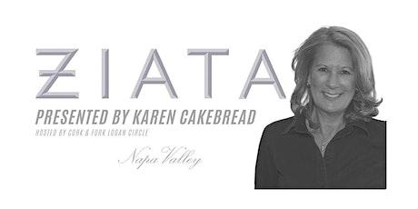 Ziata Masterclas: Karen Cakebread, Owner tickets