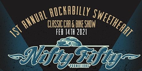 Rockabilly Sweetheart Classic Car & Bike Show tickets