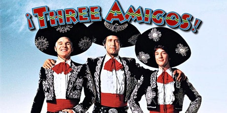 Drive-In Movie - Sun. Sept. 27 00 Three Amigos! tickets