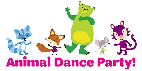 You're Invited to an In-person Animal Dance Party at Camp Green Eyrie! tickets