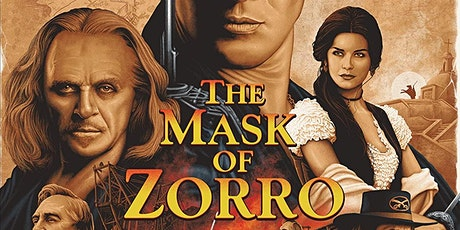 Drive-In Movie - Mask of Zorro tickets