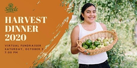 Harvest Dinner 2020: Together Apart tickets