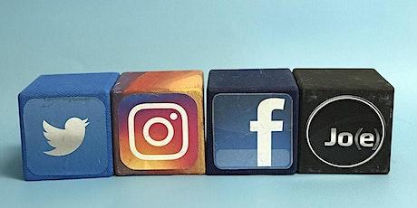 Online-Social Media Managers Workshop tickets