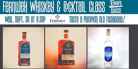 In-Store Fernweh Whiskey & Cocktail Class tickets