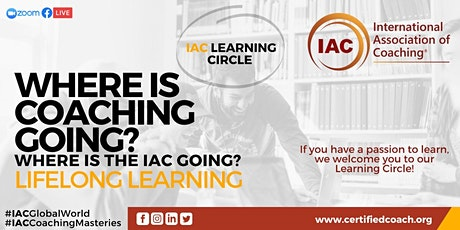 Where is Coaching going? Where is the IAC going? tickets