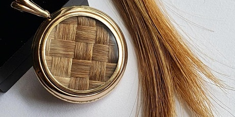 Webinar: The Art of Hairwork Jewelry tickets
