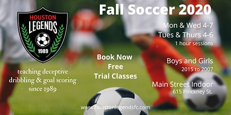 Fall Technical Soccer Training Sessions U8-U10 (2010- 2012) tickets