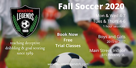 Fall Technical Soccer Training Sessions U11-U13 (2007- 2009) tickets