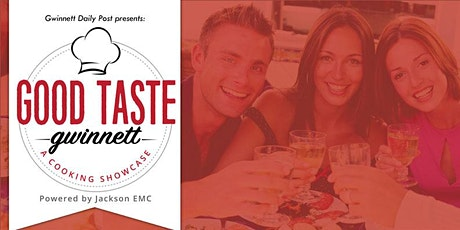 Good Taste Gwinnett 2020 Virtual Event powered by Jackson EMC tickets