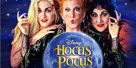 Drive-In Movie - Hocus Pocus tickets