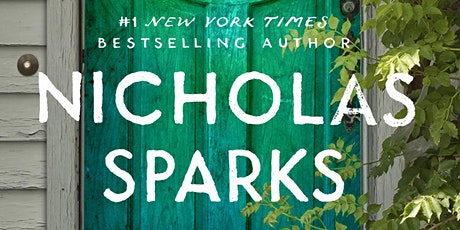 Meet & get a photo with Nicholas Sparks for THE RETURN at B&N - Charlotte! tickets
