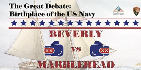 (POSTPONED) The Great Debate: Birthplace of the United States Navy tickets