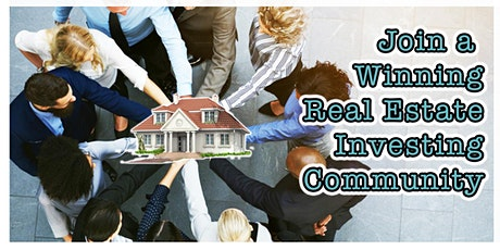 FLIP HOUSES with a WINNING Team Real Estate Introduction (ZOOM) tickets