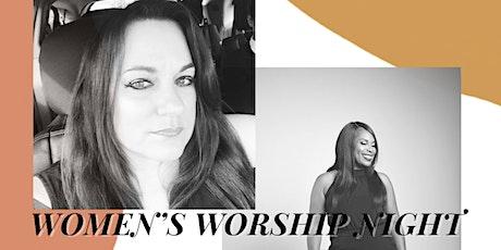 Women's Worship Night tickets