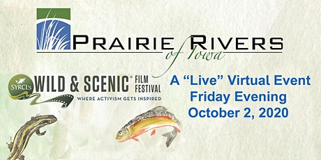 Prairie Rivers of Iowa A Wild and Scenic Iowa Experience tickets