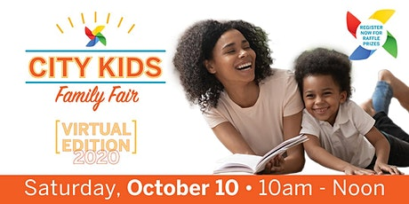 City Kids Family Fair [Virtual Edition], presented by Children's Council tickets