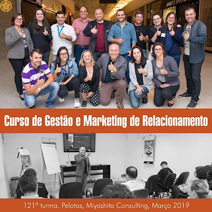 Imagem do evento Curso de Gestão e Marketing de Relacionamento - 131ª turma. Em São Paulo.