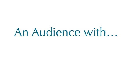 An Audience with Sandy Maxwell-Forbes tickets