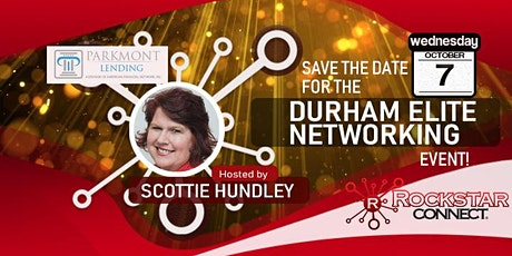 Free Durham Elite Rockstar Connect Networking Event (October, Durham NC) tickets