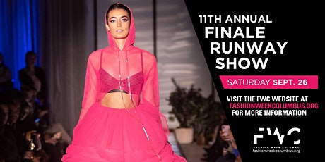 Fashion Week Columbus -  Finale Runway Show (VIRTUAL) tickets