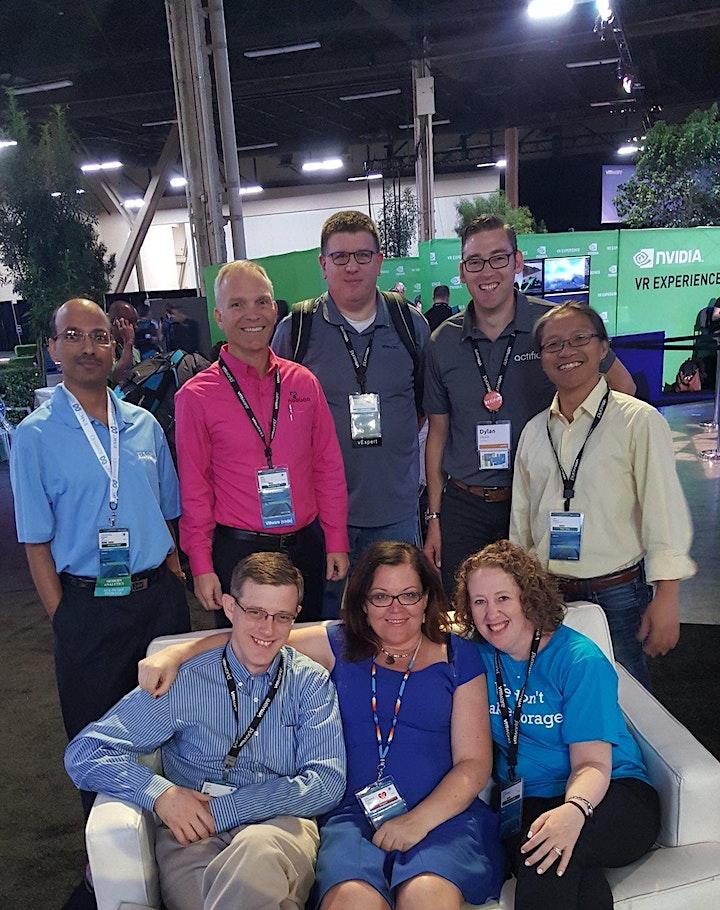 Dell Storage Alumni Breakfast VMworld 2020 image
