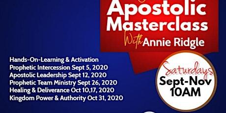 Free Apostolic Bootcamp  Training Sept- Nov, 2020 tickets