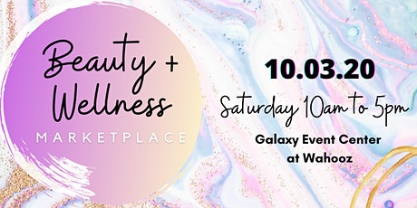 Beauty + Wellness Marketplace tickets