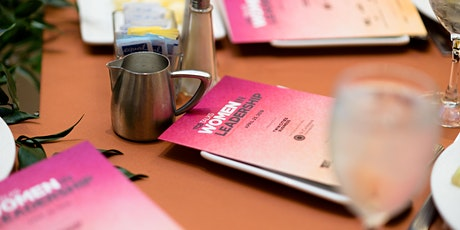 TCB Talks: Women in Leadership tickets