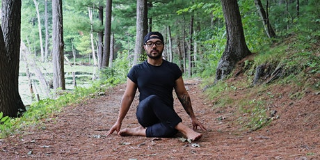 Outdoor Yoga with Justin:  Jamaica Plain tickets