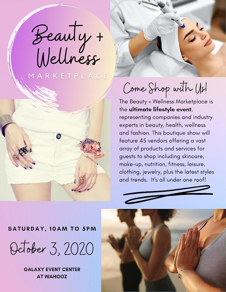 Beauty + Wellness Marketplace image