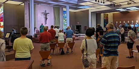 Mass at the Newman Center tickets