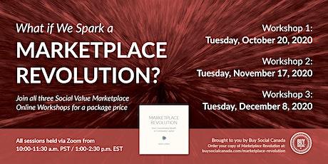 Social Value Marketplace Workshop Series tickets