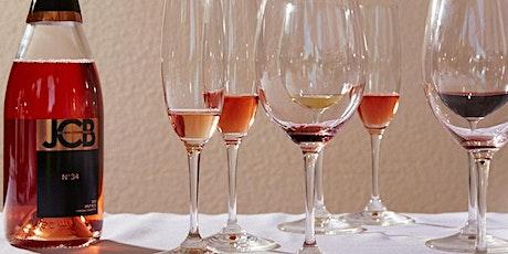 Stock Your Locker & Wine Tasting! tickets