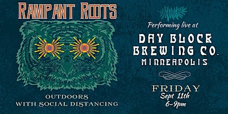 Rampant Roots tickets