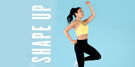 SHAPE UP- Bootcamp tickets