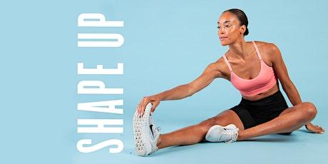 SHAPE UP- Yoga Flow tickets