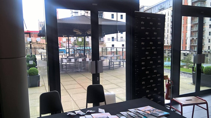 Manchester Author Event 2021 image