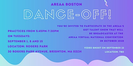 Dance-Off with AREAA Boston tickets