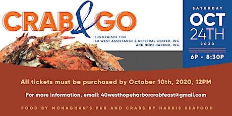 40West-HopeHarbor Crab & Go tickets