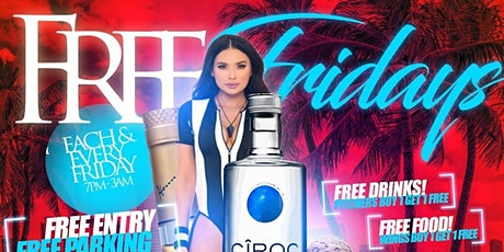 FREE FRIDAYS!!! At Pre Game Atl! tickets