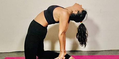 Yoga & Meditation -  Free Virtual Classes every week tickets