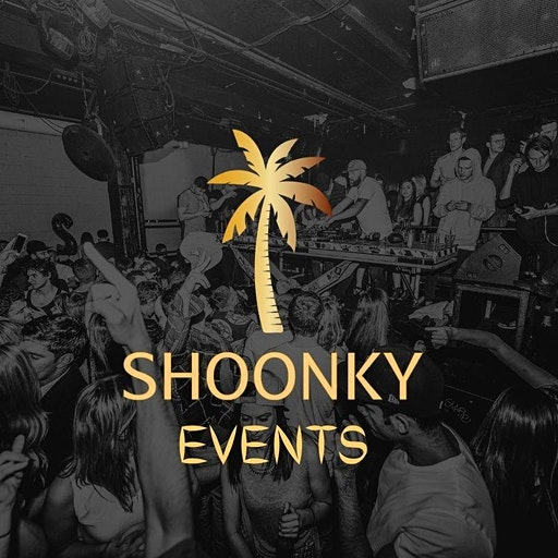 SHOONKY EVENTS logo
