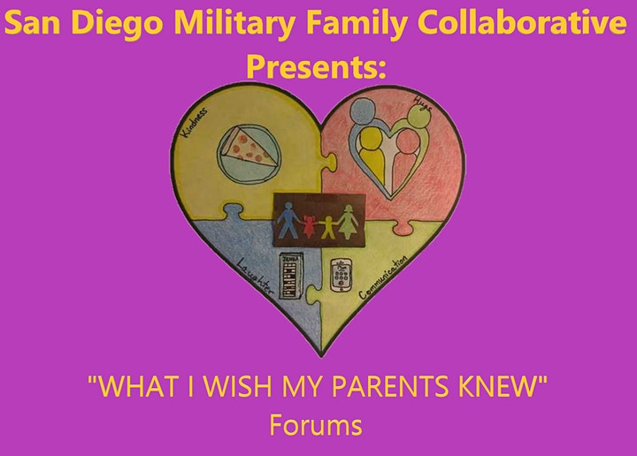 "SDMFC'S ""What I Wish My Parents Knew 2020-2021"" image"