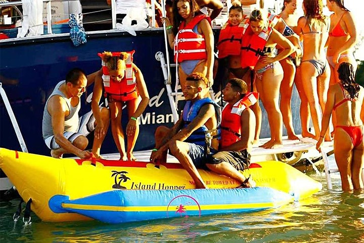 Booze Cruise Miami Party boat image