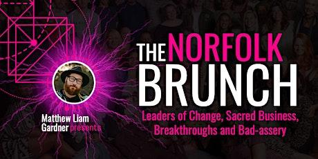 THE NORFOLK BRUNCH with Matthew Liam Gardner tickets