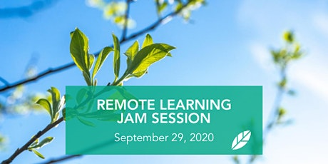 EcoRise: Remote Learning Jam Session tickets
