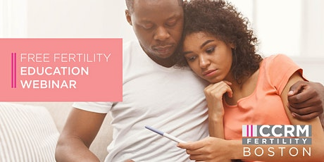 CCRM Boston & Black Women&Infertility: Navigating Infertility with Experts tickets