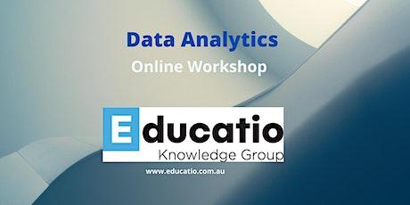Data Analytics Online Workshop tickets